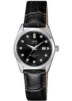 Японские наручные  женские часы Q&Q QZ13J302. Коллекция IP Series