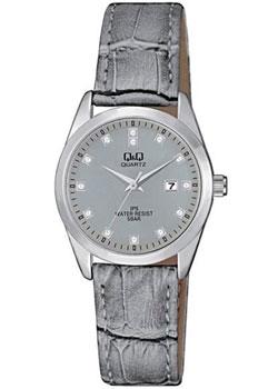 Японские наручные  женские часы Q&Q QZ13J312. Коллекция IP Series