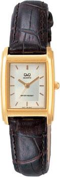 Японские наручные  женские часы Q&Q VG31J100. Коллекция Standard
