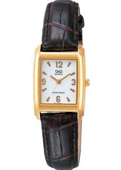 Японские наручные  женские часы Q&Q VG31J104. Коллекция Standard