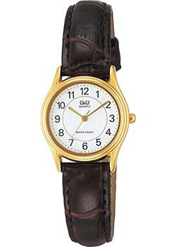 Японские наручные  женские часы Q&Q VG67J104. Коллекция Standard