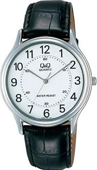 Японские наручные  мужские часы Q&Q VG68J304. Коллекция Кварцевые