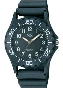 Японские наручные  мужские часы Q&Q VP02J002. Коллекция Sports