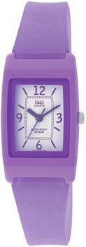 Японские наручные  женские часы Q&Q VP33J018. Коллекция Sports