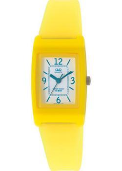 Японские наручные  женские часы Q&Q VP33J020. Коллекция Sports