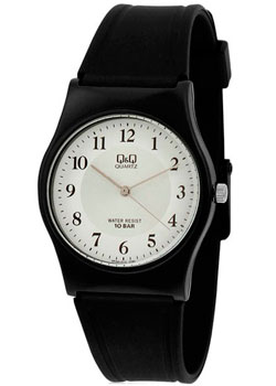 Японские наручные  мужские часы Q&Q VP34J012. Коллекция Sports