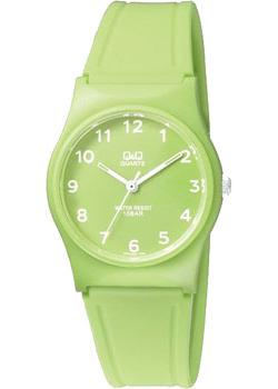 Японские наручные  женские часы Q&Q VP34J065. Коллекция Кварцевые