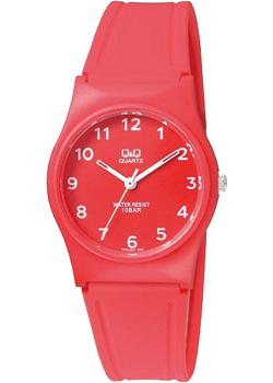 Японские наручные  женские часы Q&Q VP34J067. Коллекция Кварцевые