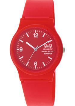 Японские наручные  женские часы Q&Q VP46J013. Коллекция Sports