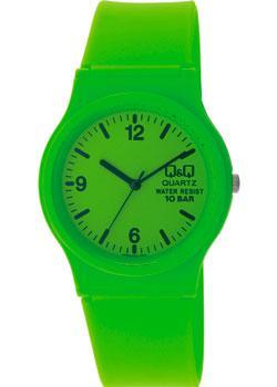 Японские наручные  мужские часы Q&Q VP46J018. Коллекция Kids