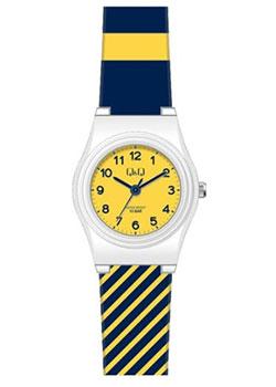 Японские наручные  мужские часы QQ VP47J032. Коллекция Kids.
