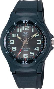 Японские наручные  мужские часы Q&Q VP58J002. Коллекция Sports