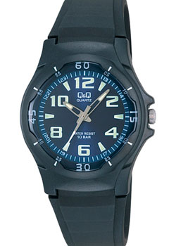 Японские наручные  мужские часы Q&Q VP60J003. Коллекция Sports