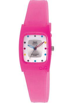 Японские наручные  женские часы Q&Q VP65J019. Коллекция Sports
