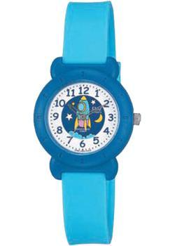 Японские наручные  женские часы Q&Q VP81J006. Коллекция Kids