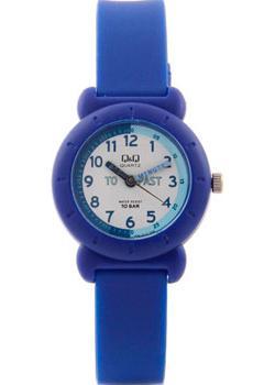 Японские наручные  женские часы Q&Q VP81J014. Коллекция Sports