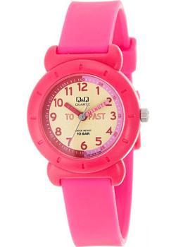 Японские наручные  женские часы Q&Q VP81J015. Коллекция Sports