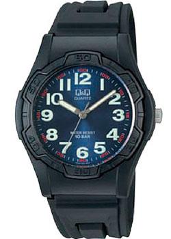 Японские наручные  мужские часы Q&Q VP94J003. Коллекция Sports