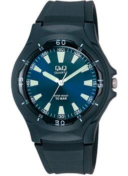 Японские наручные  мужские часы Q&Q VP94J006. Коллекция Sports