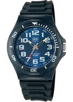Японские наручные  мужские часы Q&Q VP96J003. Коллекция Sports