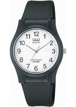 Японские наручные  женские часы Q&Q VQ02J001. Коллекция Sports