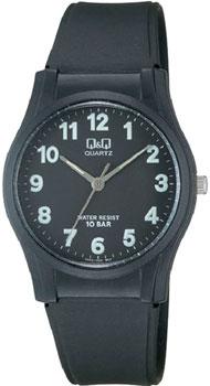 Японские наручные  мужские часы Q&Q VQ02J004. Коллекция Кварцевые