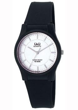 Японские наручные  женские часы QQ VQ02J006. Коллекция Sports.