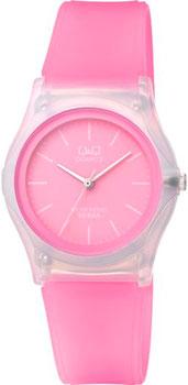 Японские наручные  женские часы Q&Q VQ04J007. Коллекция Sports