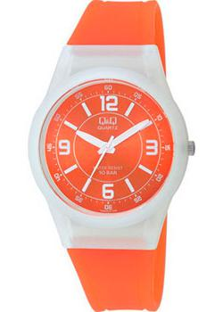Японские наручные  женские часы Q&Q VQ50J010. Коллекция Sports