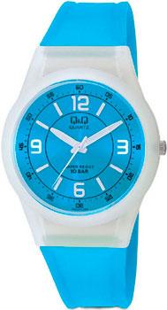 Японские наручные  женские часы Q&Q VQ50J011. Коллекция Sports