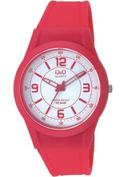 Японские наручные  женские часы Q&Q VQ50J017. Коллекция Casual