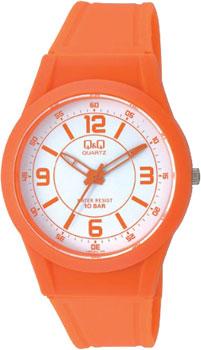 Японские наручные  женские часы Q&Q VQ50J018. Коллекция Casual