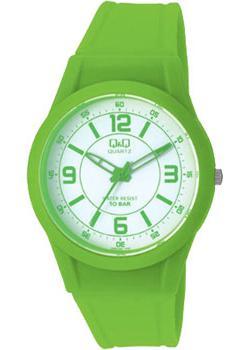 Японские наручные  женские часы Q&Q VQ50J021. Коллекция Casual