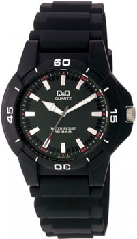 Японские наручные  мужские часы Q&Q VQ84J005. Коллекция Sports