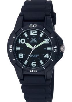 Японские наручные  мужские часы Q&Q VQ84J007. Коллекция Sports