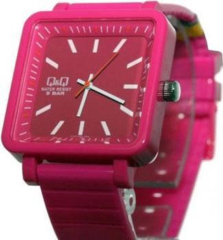 Японские наручные  женские часы Q&Q VQ92J004. Коллекция Sports