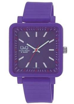 Японские наручные  женские часы Q&Q VQ92J006. Коллекция Sports