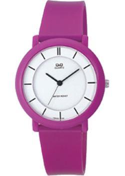 Японские наручные  женские часы Q&Q VQ94J004. Коллекция Sports
