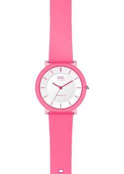Японские наручные  женские часы Q&Q VQ94J011. Коллекция Sports