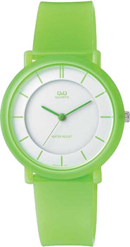 Японские наручные  женские часы Q&Q VQ94J013. Коллекция Sports