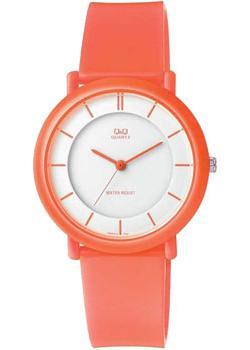 Японские наручные  женские часы Q&Q VQ94J014. Коллекция Sports