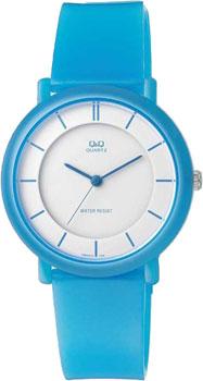 Японские наручные  женские часы Q&Q VQ94J015. Коллекция Sports