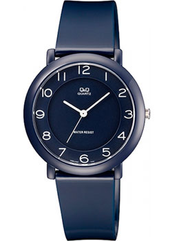 Японские наручные  женские часы Q&Q VQ94J022. Коллекция Sports