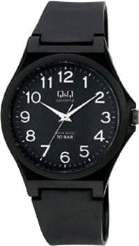 Японские наручные  мужские часы Q&Q VR02J006. Коллекция Sports