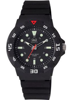 Японские наручные  мужские часы Q&Q VR18J002. Коллекция Sports