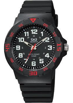 Японские наручные  мужские часы Q&Q VR18J006. Коллекция Sports