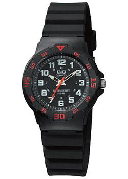 Японские наручные  женские часы Q&Q VR19J006. Коллекция Sports