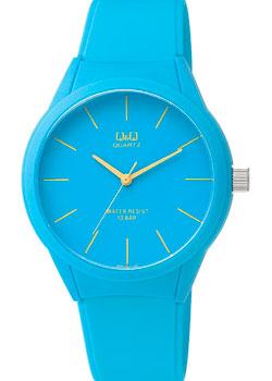 Японские наручные  женские часы Q&Q VR28J013. Коллекция Sports