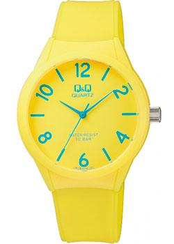 Японские наручные  женские часы Q&Q VR28J016. Коллекция Sports