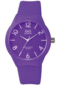 Японские наручные  женские часы Q&Q VR28J018. Коллекция Sports